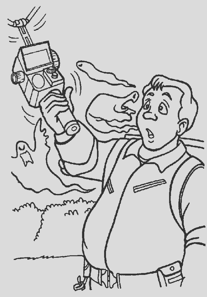 lego ghostbusters coloring pages sketch templates