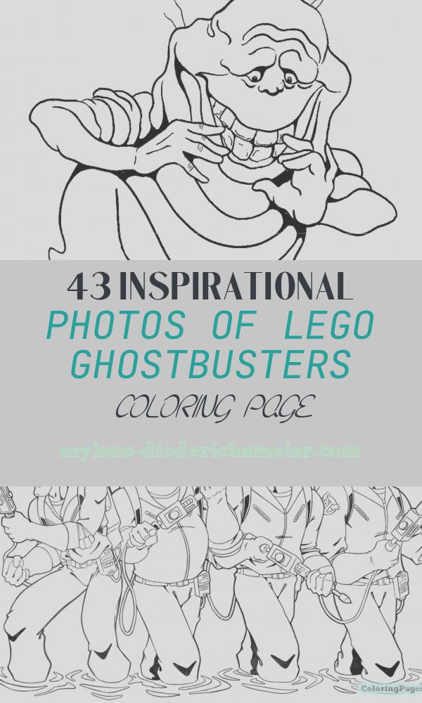 Lego Ghostbusters Coloring Page Inspirational Coloring Pages Lego Ghostbusters