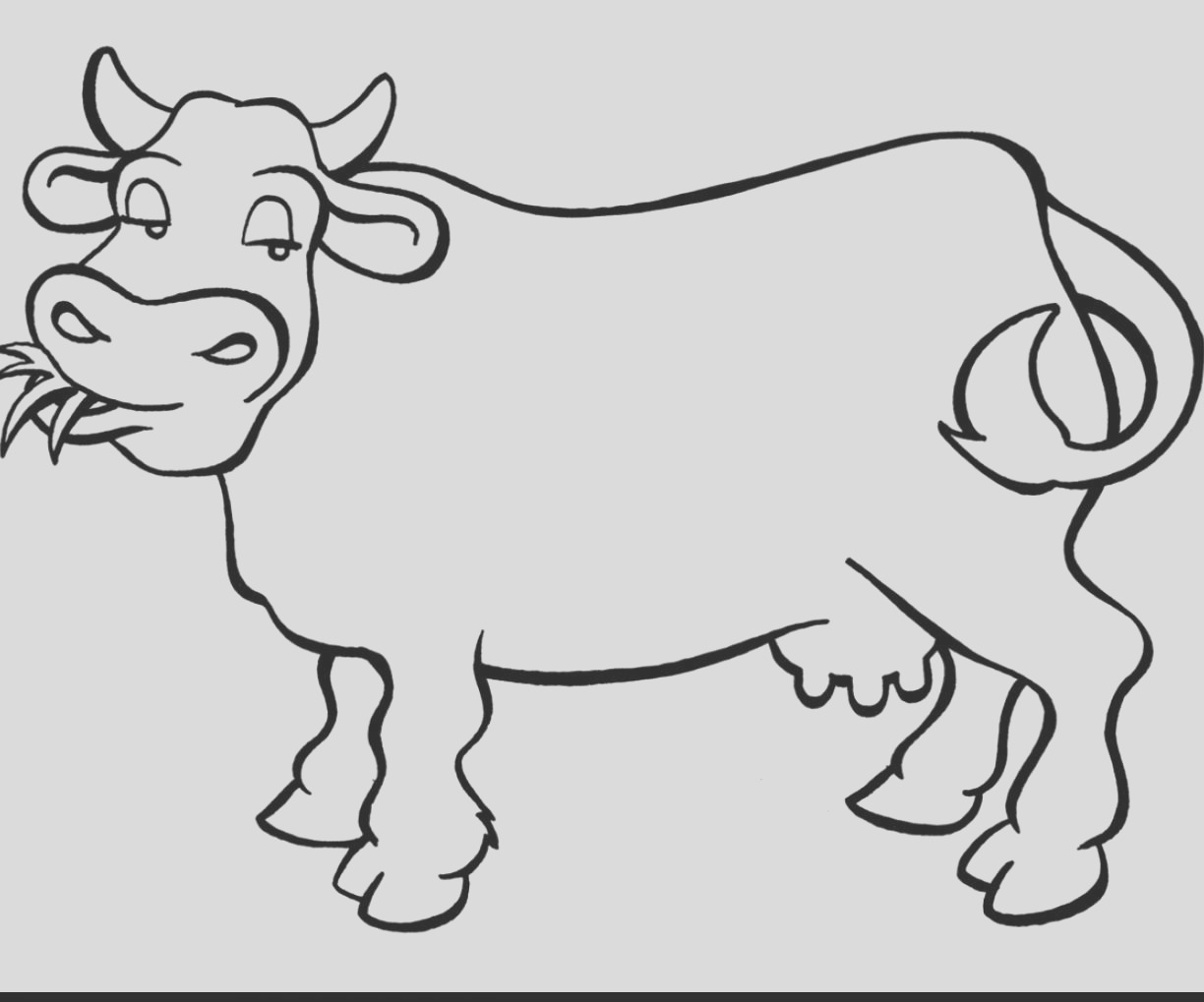 longhorn coloring page