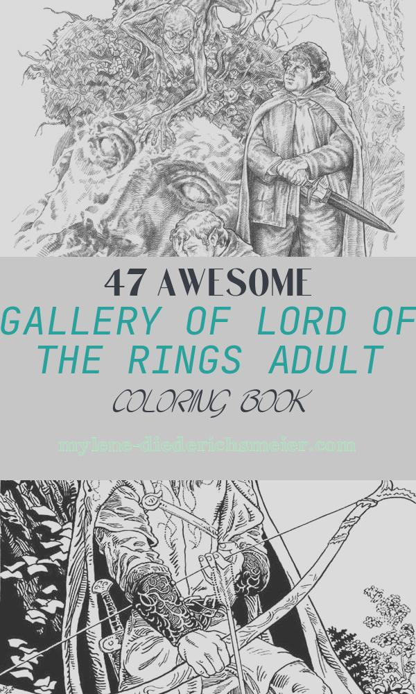 Lord Of the Rings Adult Coloring Book Elegant Frodo Y Sam by Nachocastro On Deviantart