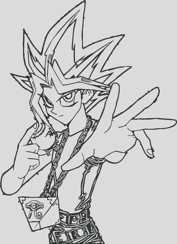 dark magician coloring pages