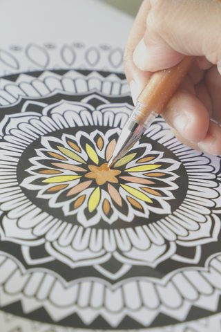 coloring mandalas for adults tips and tricks