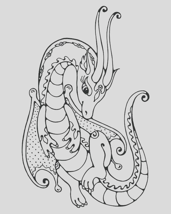 neon coloring pages