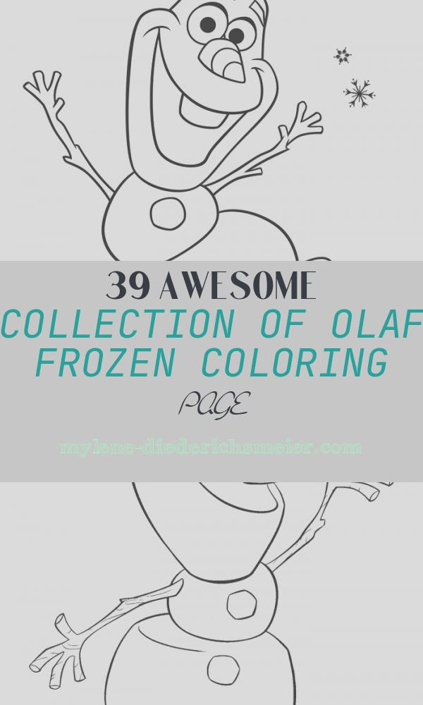 Olaf Frozen Coloring Page Luxury Disney Frozen Coloring Pages to Download