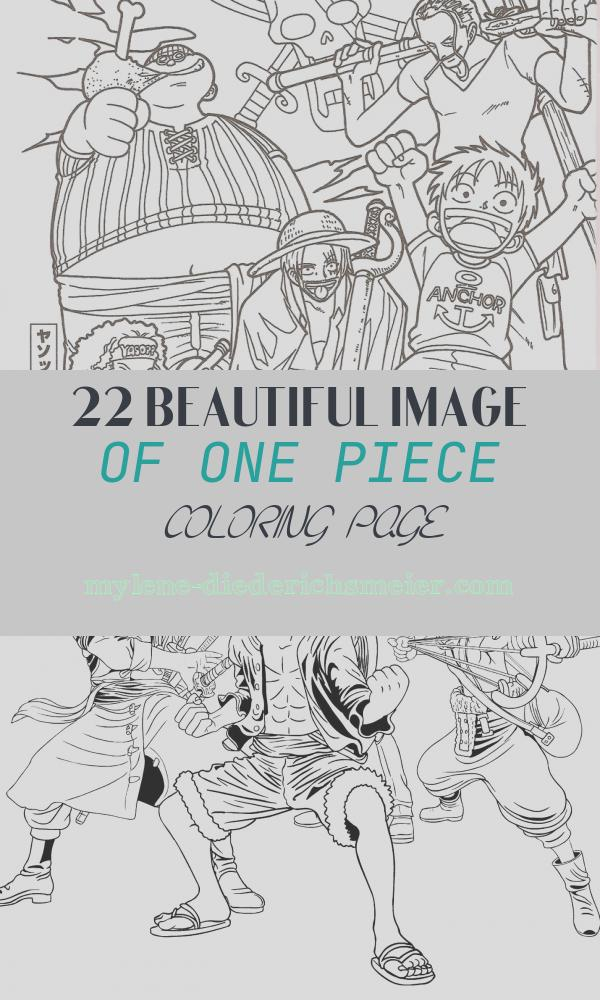 One Piece Coloring Page Luxury E Piece Coloring Book