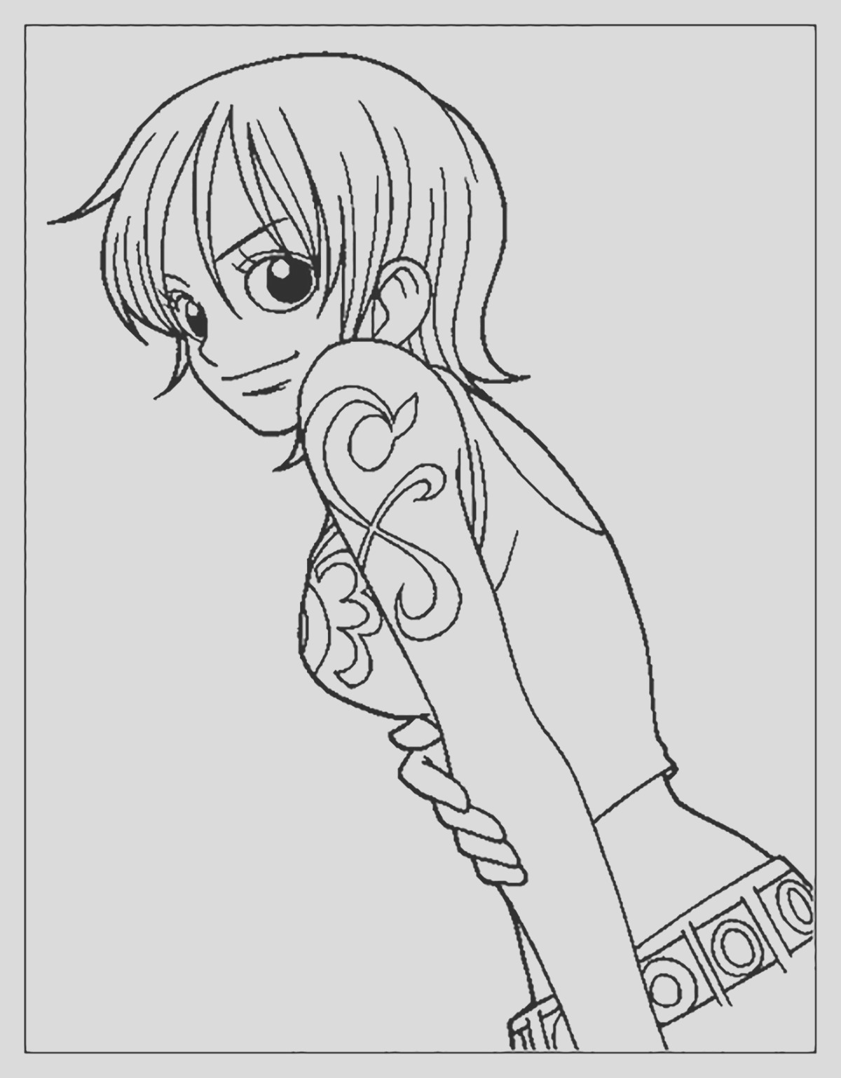 image=one piece coloring pages for children one piece 3