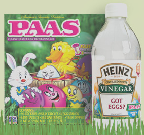 easter eggs from heinz paas