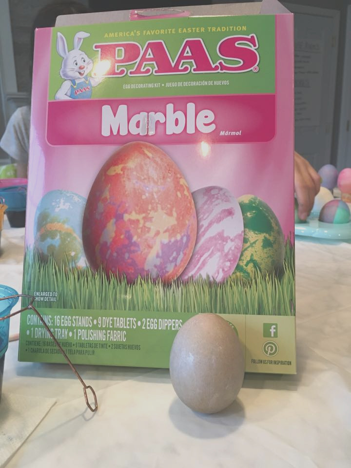 easter egg decorating kits trial