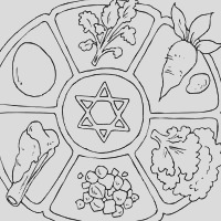 passover food clipart