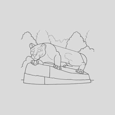 pennsylvania state coloring pages