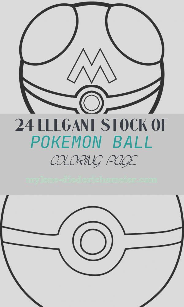 Pokemon Ball Coloring Page Fresh Pokemon Master Ball Coloring Pages