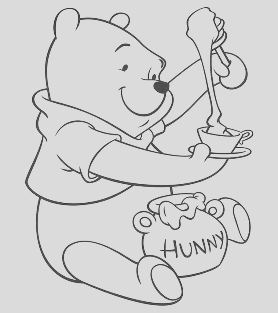 best bear coloring pages for your little ones