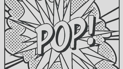 pop coloring pages