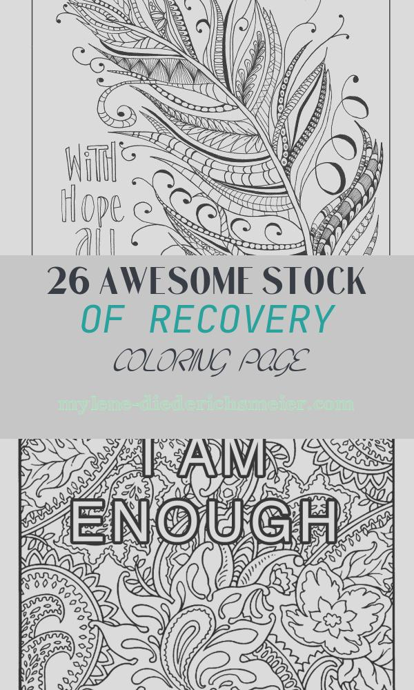 Recovery Coloring Page Elegant Recovery Coloring Pages at Getcolorings