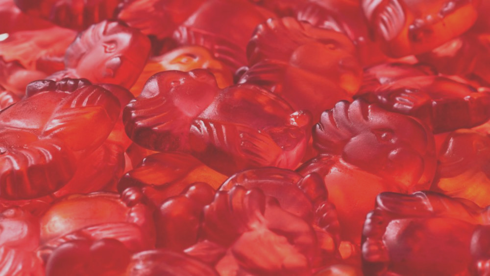 new red food dye replace carmine make vegan candy