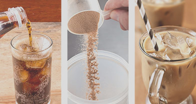 new options to replace caramel in beverages