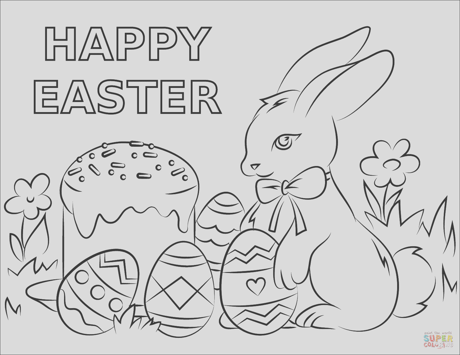 happy easter 0