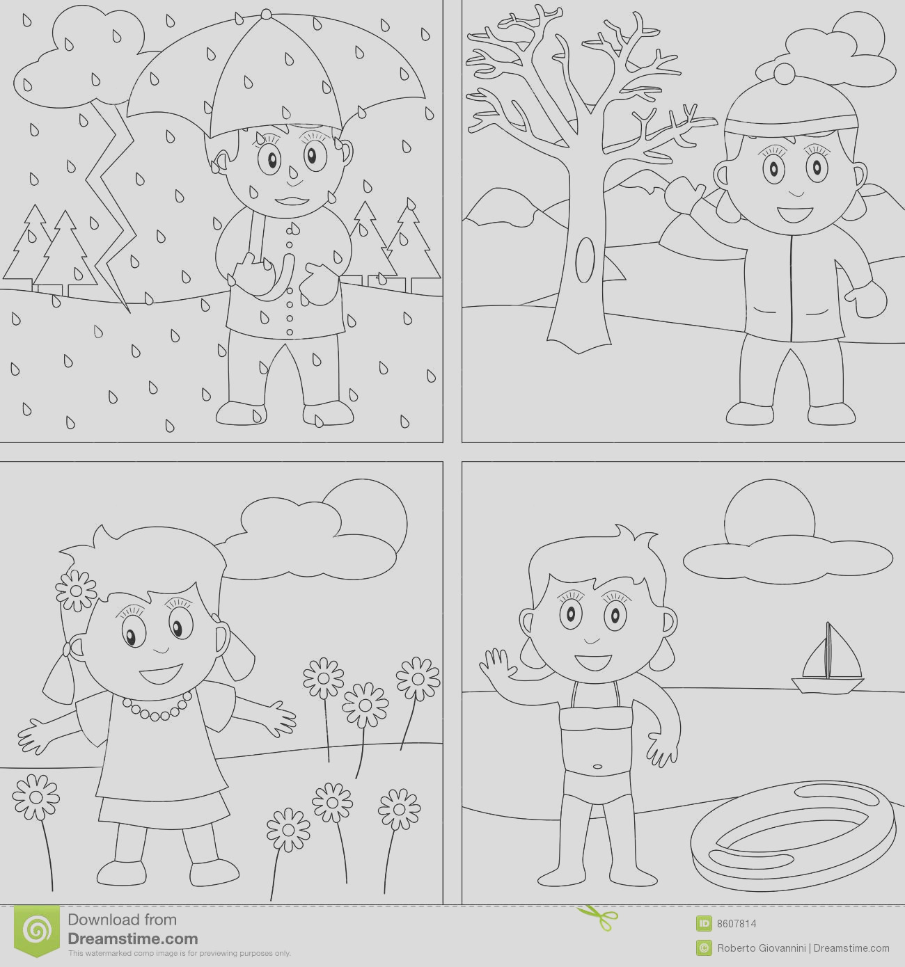 post free printable winter clothes worksheet