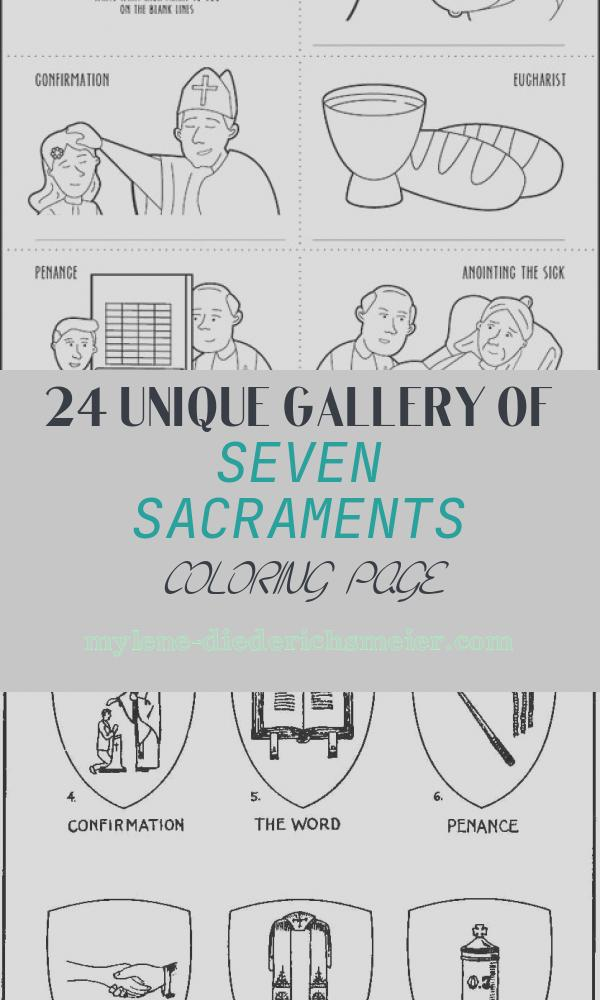 Seven Sacraments Coloring Page Awesome 11 Best Sacrament Coloring Pages Images On Pinterest