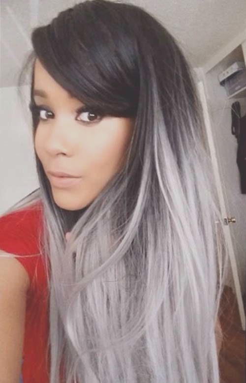 25 new grey hair color binations for black women 2