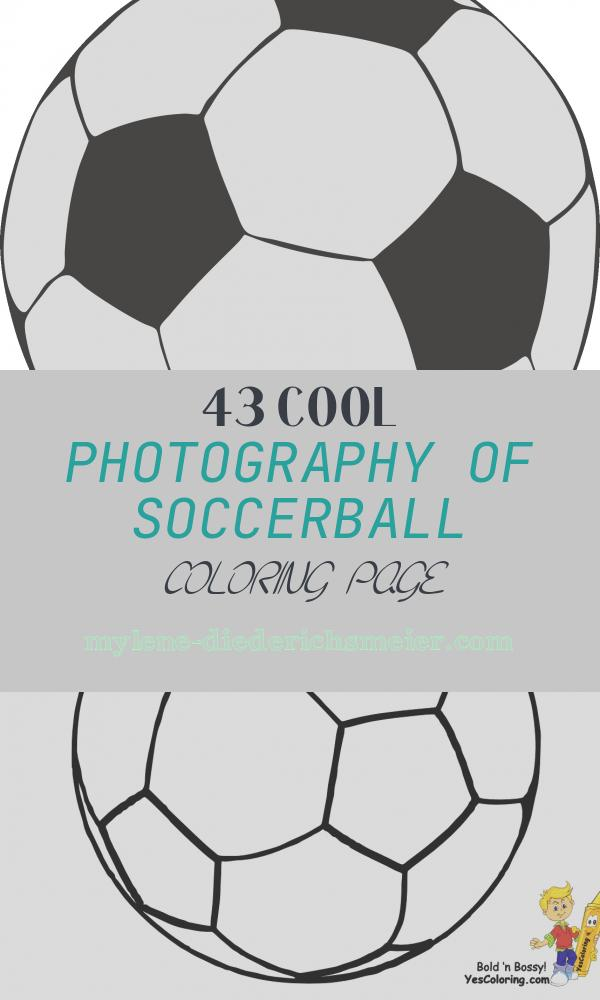 Soccerball Coloring Page Awesome soccer Ball Coloring Pages and Print for Free