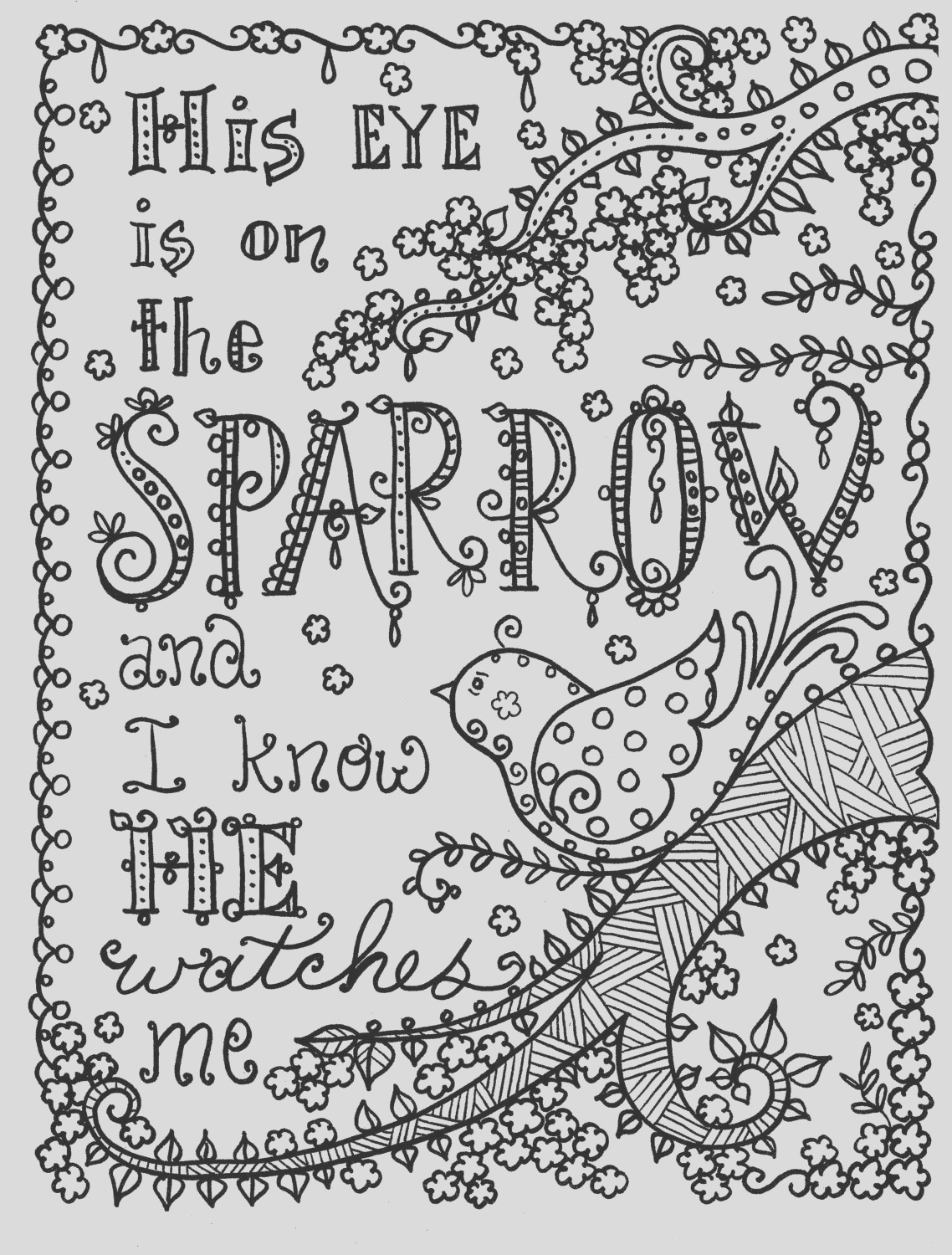 hymn spiration 4 coloring pages instant