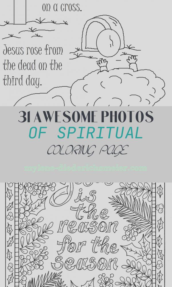 Spiritual Coloring Page Unique Free Printable Christian Coloring Pages for Kids Best