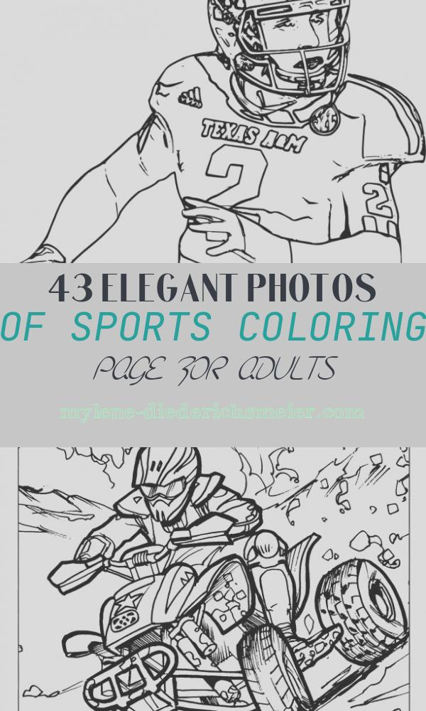 Sports Coloring Page for Adults Fresh Realistic Football Players Coloring Pages for Adults