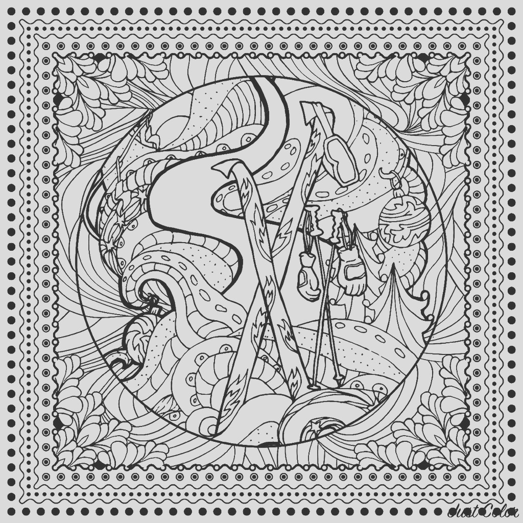 image=events christmas coloring winter sports ilonitta 1