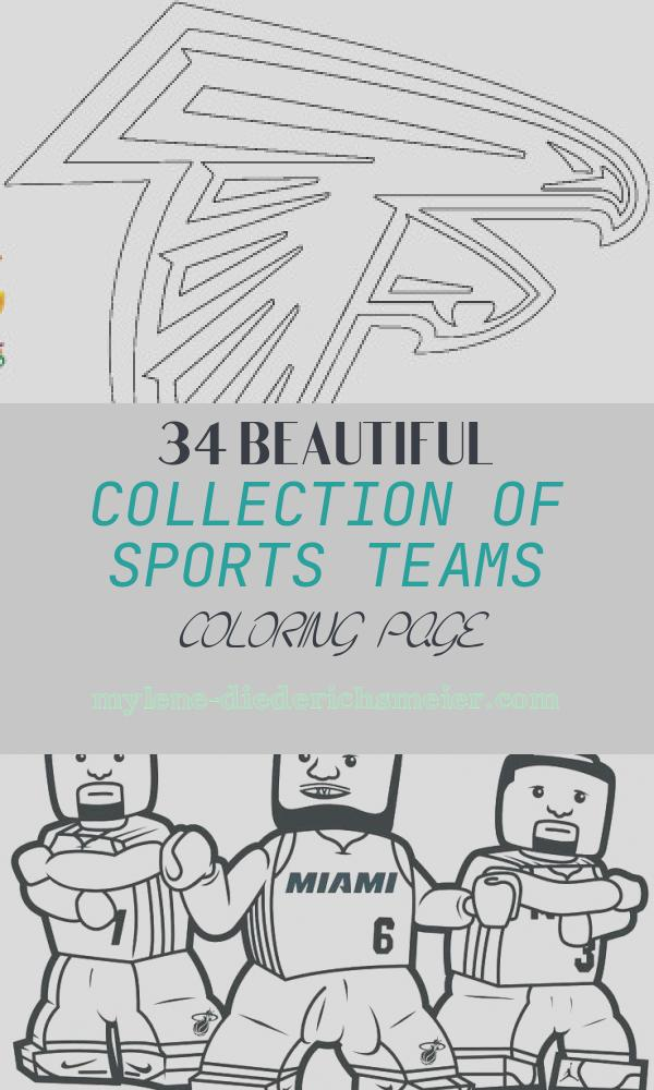 Sports Teams Coloring Page New Free Sports Teams Coloring Pages
