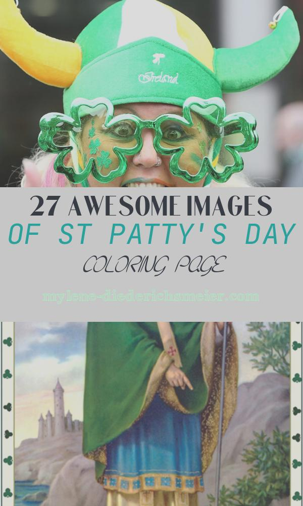 St Patty's Day Coloring Page Fresh St Patrick S Day 2019 the History Of the Saint Behind
