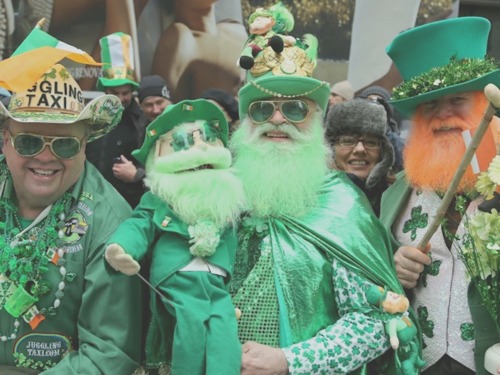st patricks day parties