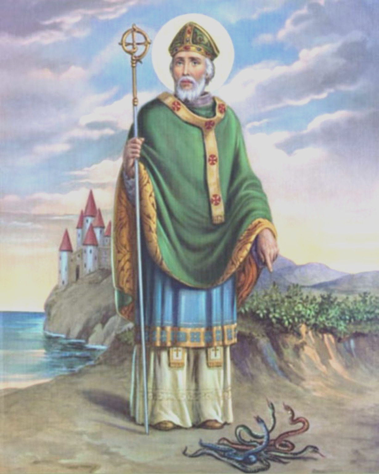 17th march feast of st patrick