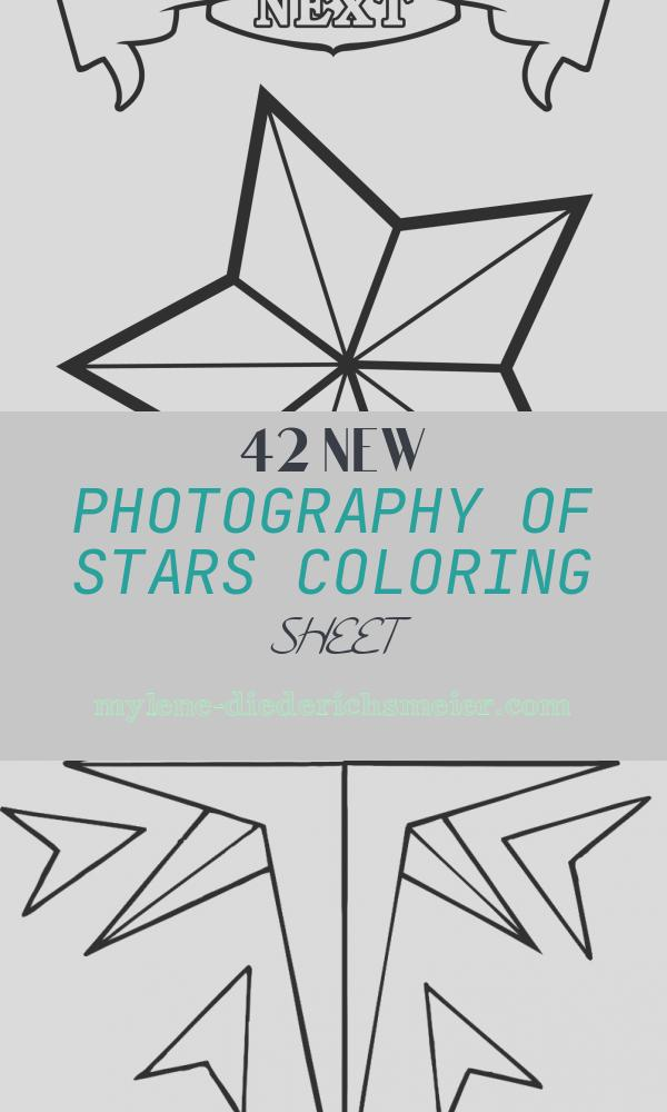 Stars Coloring Sheet Awesome Free Printable Star Coloring Pages for Kids