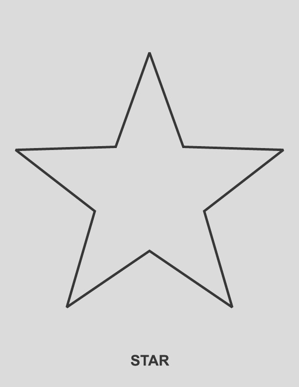 star coloring page 1d784