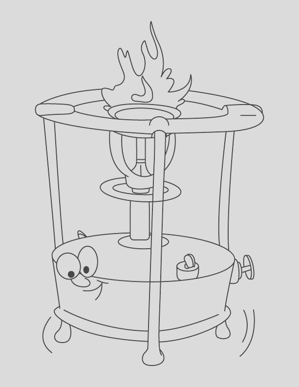 stove coloring page 1d2048