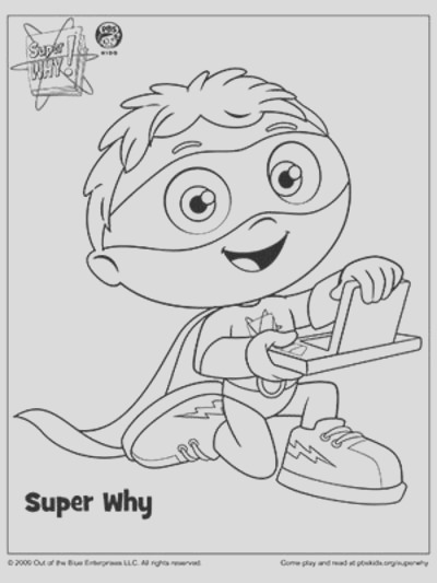 34super why with the power to read34 more super why coloring pages parents funprintablescoloringpagessuperwhycoloringbookpagespage7pmmpin05
