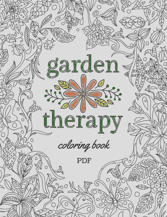host a coloring party