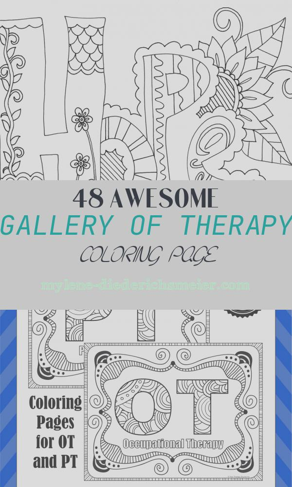 Therapy Coloring Page Fresh therapeutic Coloring Pages for Kids at Getcolorings