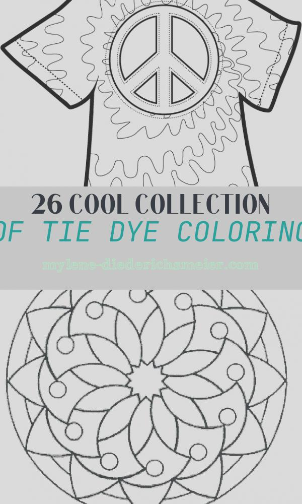 Tie Dye Coloring Inspirational Peace Day Coloring Pages