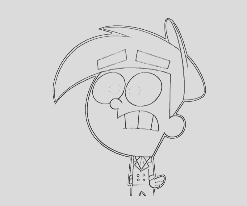 fairly oddparents timmy turner smile