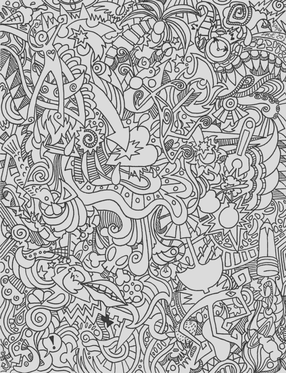 trippy coloring pages for adults hz76o