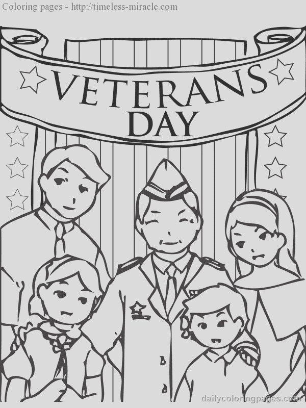 veterans day coloring sheets for preschoolers sketch templates