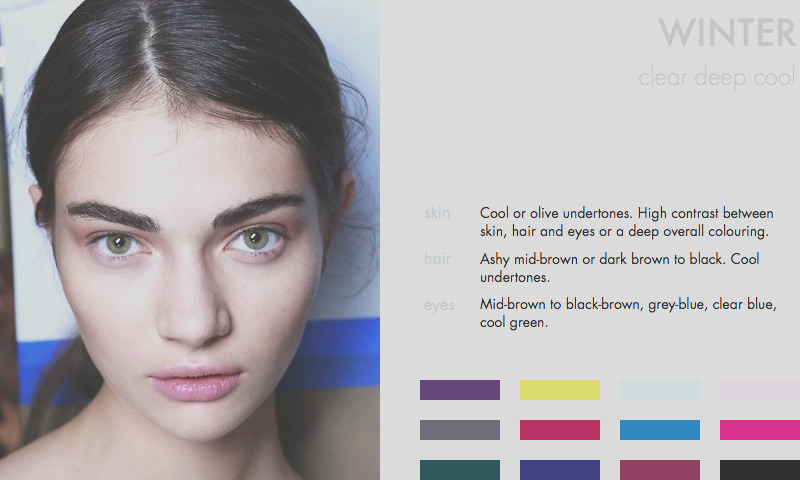 how to pick the best colours for your skin tone