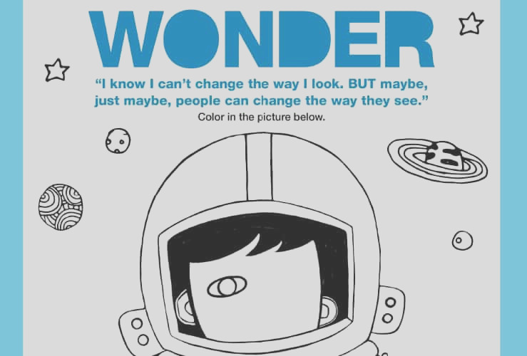 new wonder coloring sheets and more