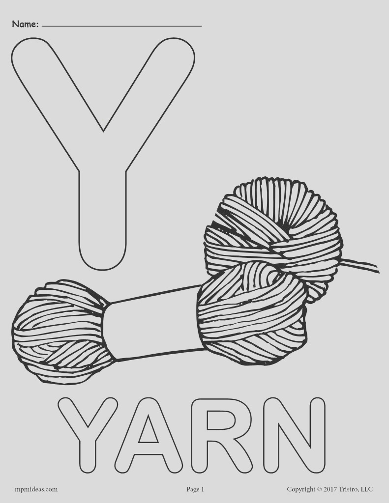 free letter y coloring pages uppercase y lowercase y a7541