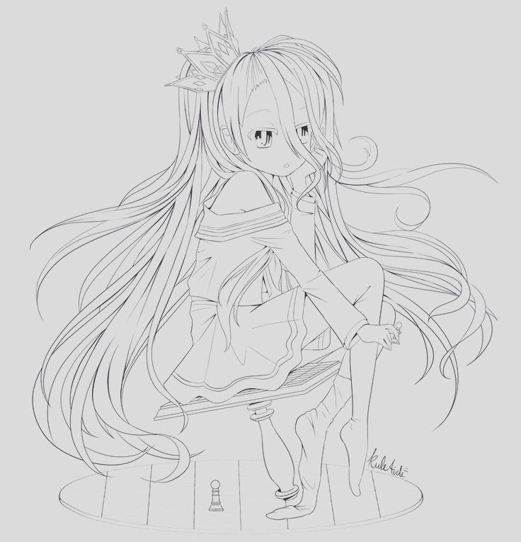 simulator yandere chan coloring pages sketch templates
