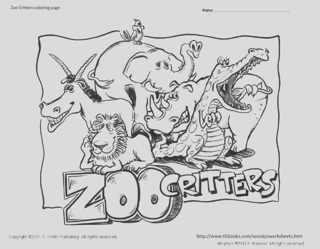 woodyszoocritterscoloring