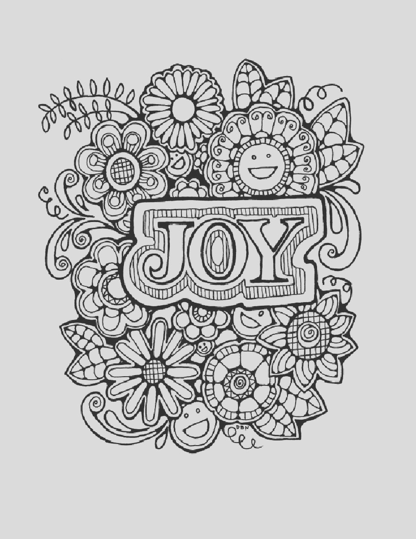 adult colouring pageoriginal hand drawn