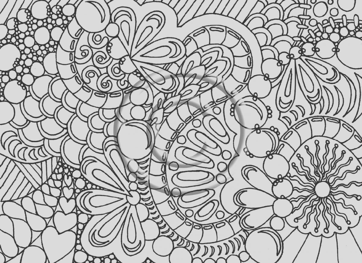 Advanced Coloring Page Printable Luxury Printable Advanced Coloring Pages Mandala Nature Etc